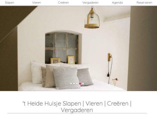 Het Heide Huisje – Branding en content marketing